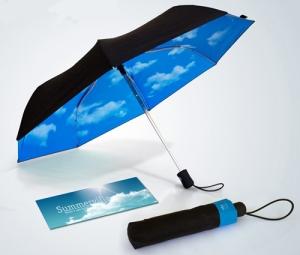 relatiegeschenken, paraplu, paraplu bedrukken, promotieartikelen