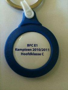 bedrukte sleutelhangers BFC E1