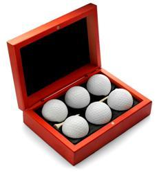 golfballen relatiegeschenken