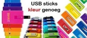USB sticks als relatiegeschenk