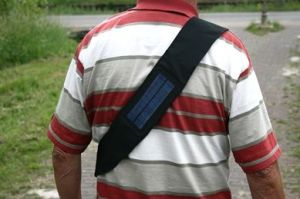 A solar sling