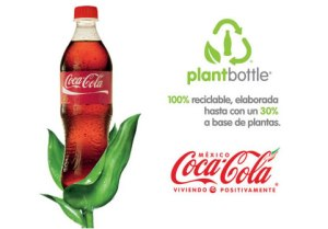 plantbottle Coca-Cola
