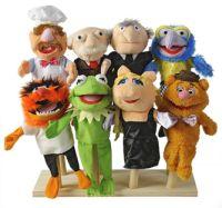 relatiegeschenken van de Albert Heijn Muppets