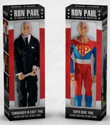 Ron Paul relatiegeschenken