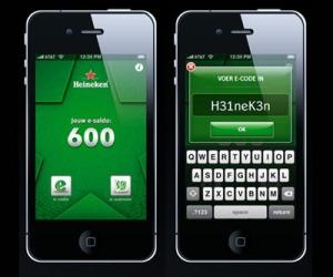 Heineken spaaractie mobiele telefoon