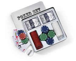 Pokersets bedrukken