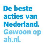 Acties Albert Heijn gewoon op