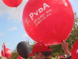 Ballonnen PvdA