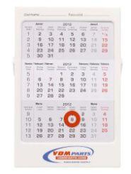 kalenders 3 maands bij Zintuig