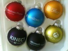 microsoft kerstballen van Zintuig