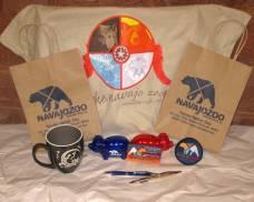 Navajo Zoo tassen op maat gemaakt