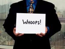 top vijf veel voorkomende fouten relatiegeschenken