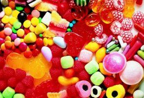 verzameling snoepjes voor de liefhebber
