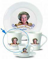 Koninklijke Beatrix borden
