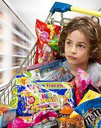 Food marketeers richten zich op ongezond voedsel