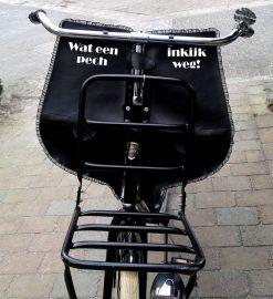 De fietsrok
