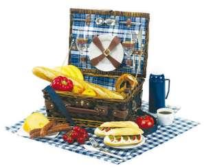 picknickmand 2personen