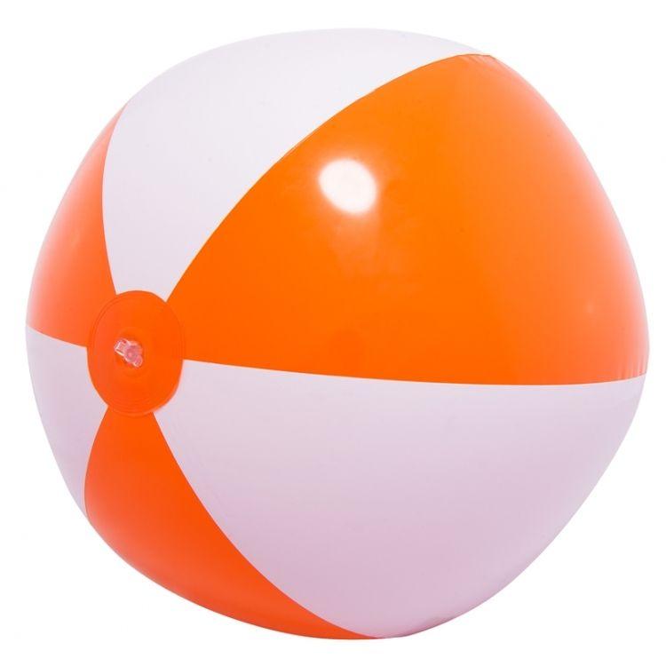 meerkleurige strandbal