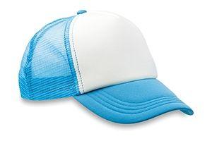 Trucker cap lichtblauwe