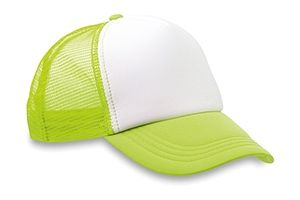 Trucker cap lime
