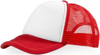 trucker cap rood