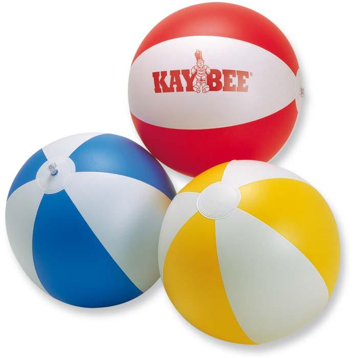 Strandballen bedrukken